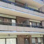 glass balcony railings in toronto