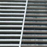 aluminum railing on a condo in toronto