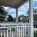 porch railings and columns in toronto